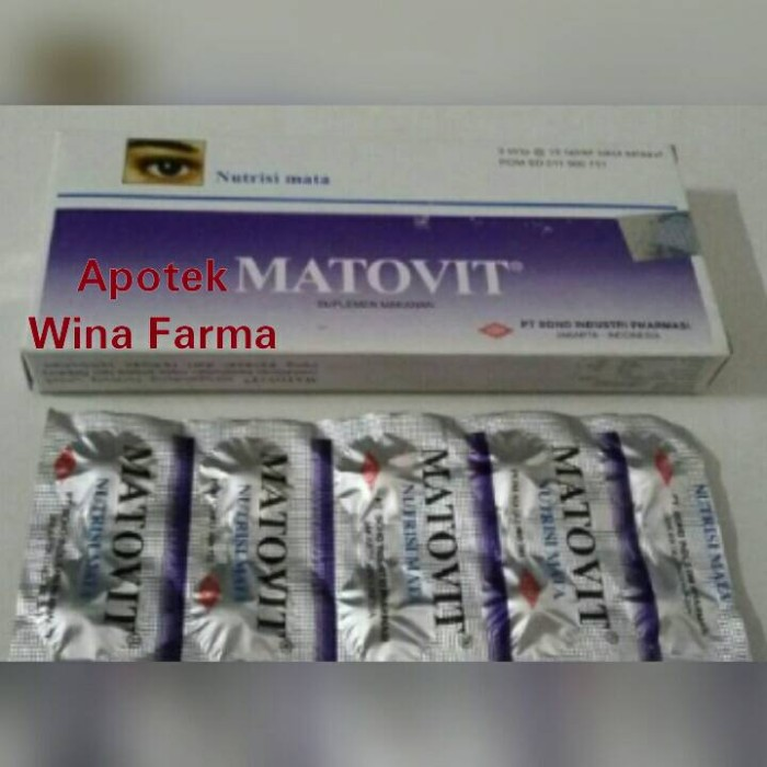 harga Matovit Tokopedia.com
