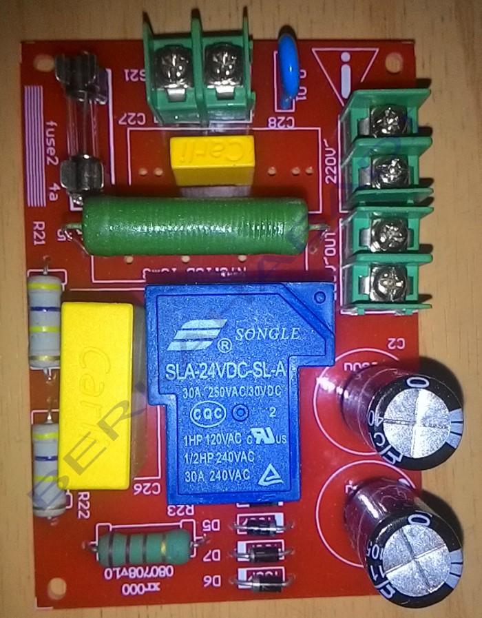Foto Produk Set KIT SoftStart Power AC220 untuk Peralatan Rumah tangga & audio-DIY dari Online Shop Save