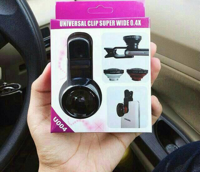 harga Lensa kamera handphone super wide 04x uoo4 spt go pro Tokopedia.com