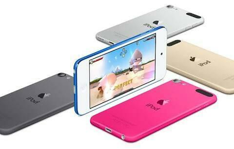 harga Ipod touch 6th gen / itouch 6 bnib new 16 gb garansi resmi Tokopedia.com
