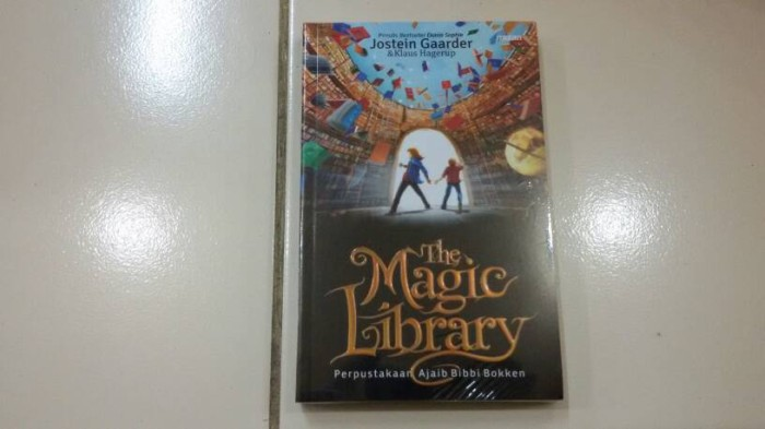harga Novel the magic library - perpustakaan ajaib bibbi bokken Tokopedia.com