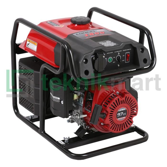 harga Genset / generator set bensin loncin lc1800 (1000 watt) Tokopedia.com