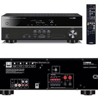Jual yamaha home theater amplifier htr 2067 hitam for Yamaha home theater amplifier