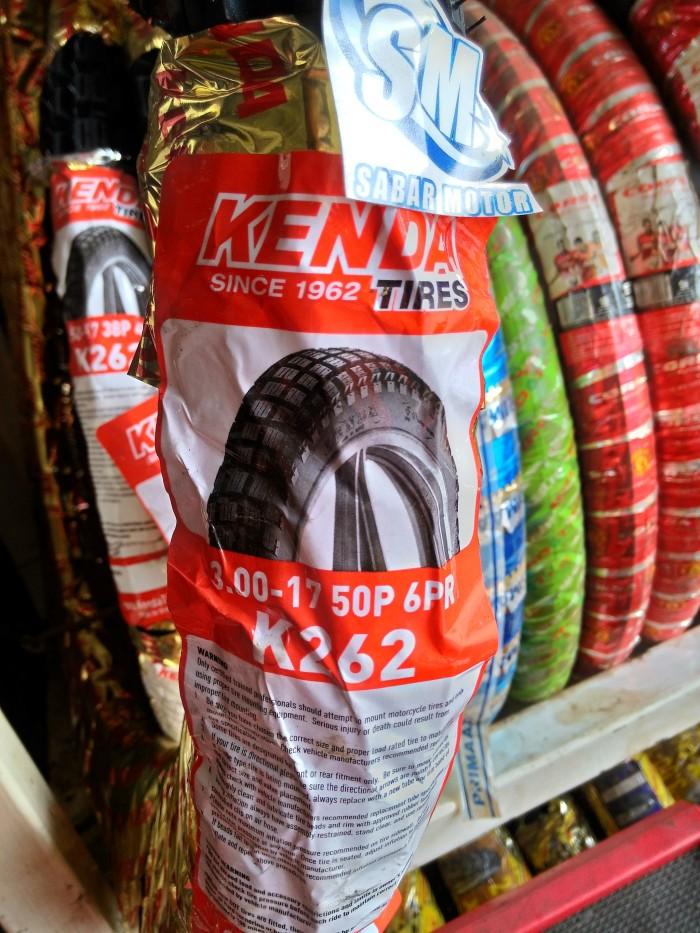 harga Ban Kenda 3.00 - 17 / 300-17 Trail K262 Tokopedia.com