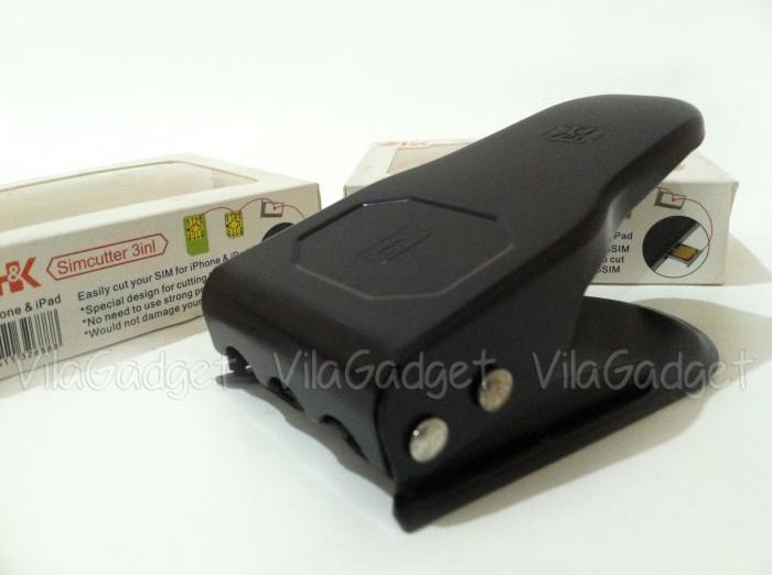 harga Pemotong kartu / sim cutter triple card micro nano mini 3 in 1 hk Tokopedia.com