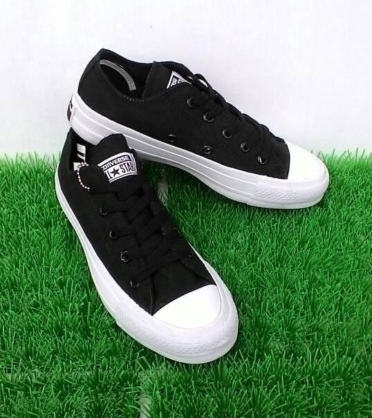 Jual sepatu converse chuck taylor II grade ori hitam - KHANSA PILLOW ... 2b70d9cbd0