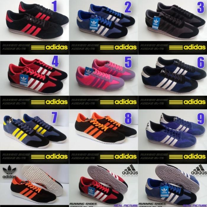 harga Sepatu adidas running/lari sl-72 grade original + box Tokopedia.com