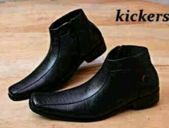 Jual PROMO MURAH..!! Sepatu Pantopel Jenggel Kickers Kulit   Nabato ... a18fde98ac