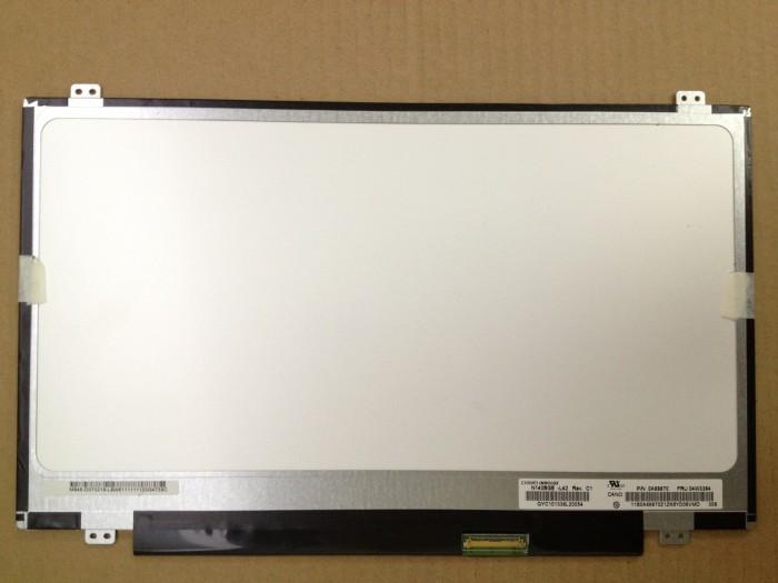 harga Layar laptop axioo hnm 246cz cnw e4121 hb140wx1 b140rw02 led 14.0 slim Tokopedia.com