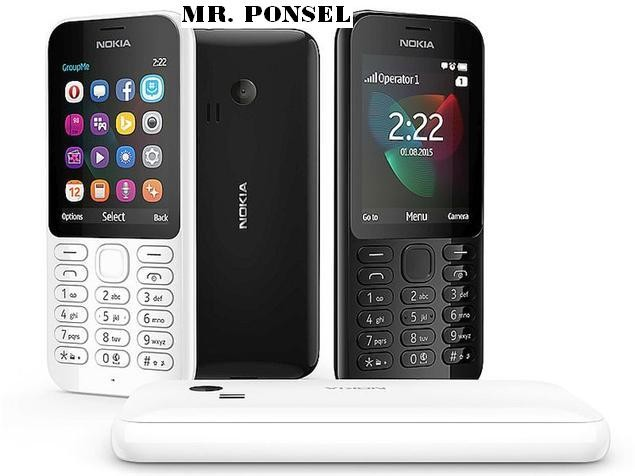 harga Nokia 222 Tokopedia.com