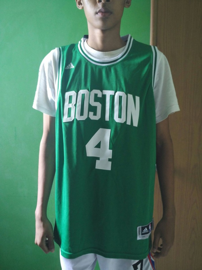 ... discount code for nba jersey isiah thomas boston celtics green stitched  60725 7c5a5 f09a48a80