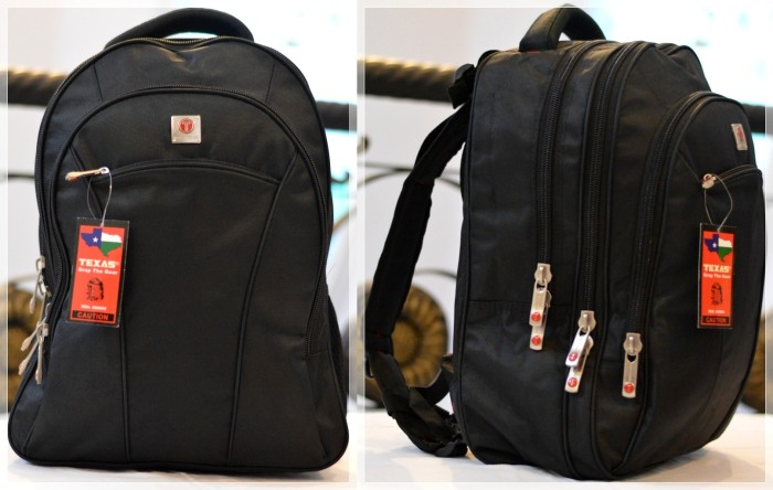 Foto Produk tas ransel polo rain cover traveling kerja kuliah sekolah dari modalmadel-shop