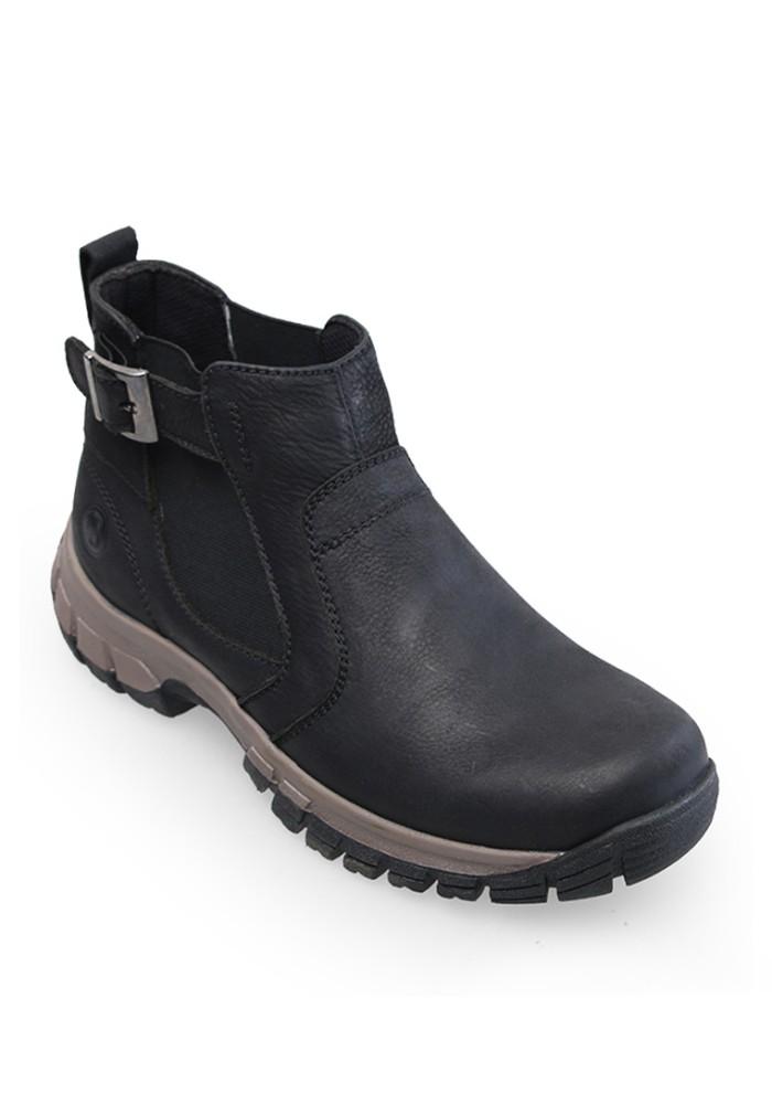 harga Sepatu semi boots kulit / borsa - radial Tokopedia.com
