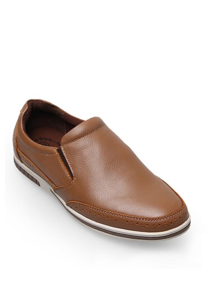 harga Sepatu kulit / borsa - contingent Tokopedia.com