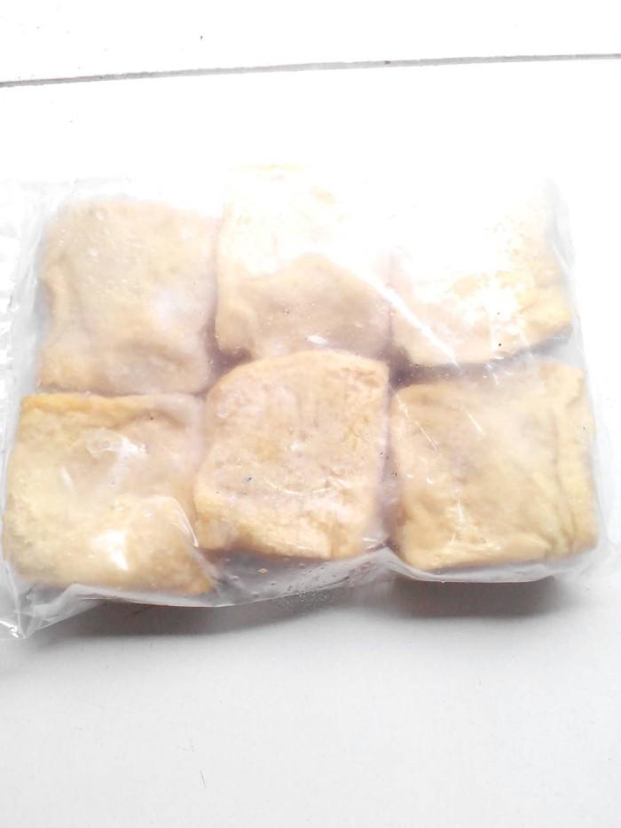 Tahu isi daging ikan bandeng asli juwana