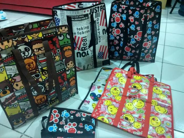 Jual Tas Belanja, Shopping Bag, Tas Tenteng, Karung - Jakarta Barat - Toko Blessing99 | Tokopedia