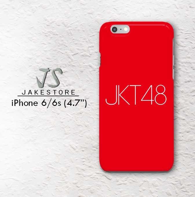 harga Jkt 48 logo iphone case music hardcase 4 4s 5 5s 5c 6 6s plus Tokopedia.com