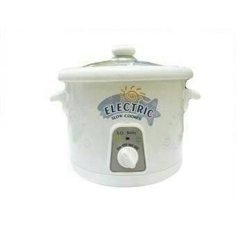harga Iq Baby Electric Slow Cooker - Ddg-10ns Tokopedia.com