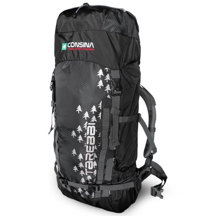 harga Tas gunung consina tarebbi 60l ransel carrier camping keril murah Tokopedia.com