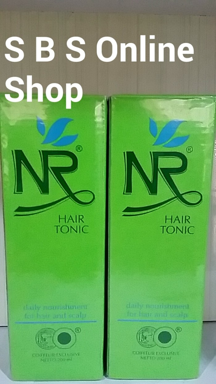 Foto Produk NR HAIR TONIC TINGGI dari Shine Beauty Skin