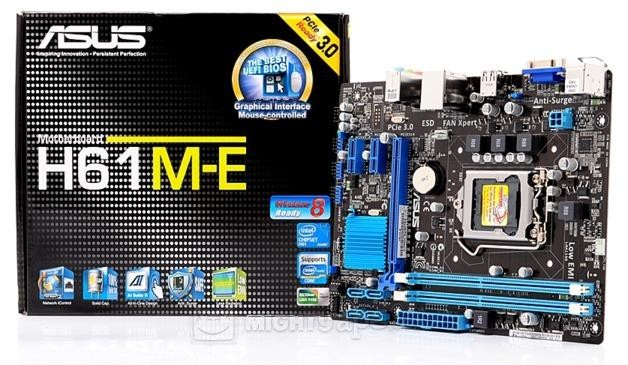 ASUS H61M-A MOTHERBOARD DRIVER FOR WINDOWS MAC