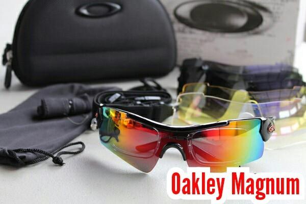 Jual Kacamata Oakley Magnum Ducati 6 Lensa Murah - Edeline  d1cf00954d