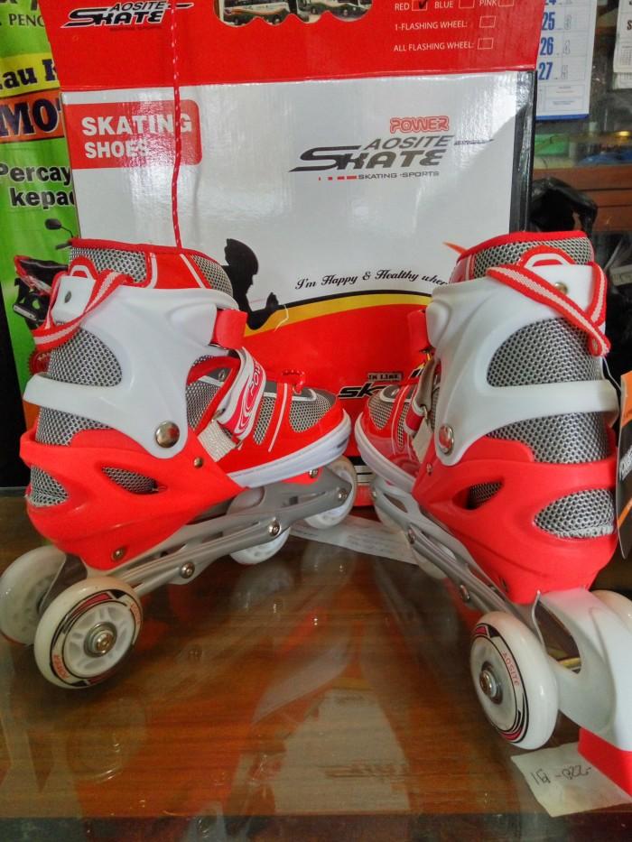 Jual sepatu roda model bajaj merk POWER AOSITE SKATE - FaraZa ... 63c36662fd