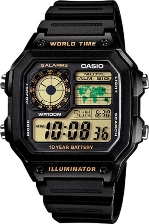 harga Casio ae-1200wh-1b original | jam tangan pria casio original | unisex Tokopedia.com