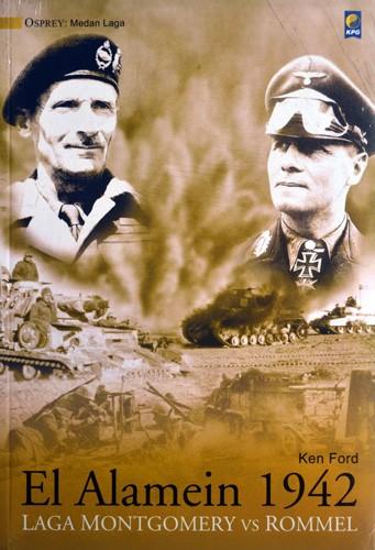 harga Buku el alamein 1942 laga montgomery vs rommel (seri osprey) Tokopedia.com