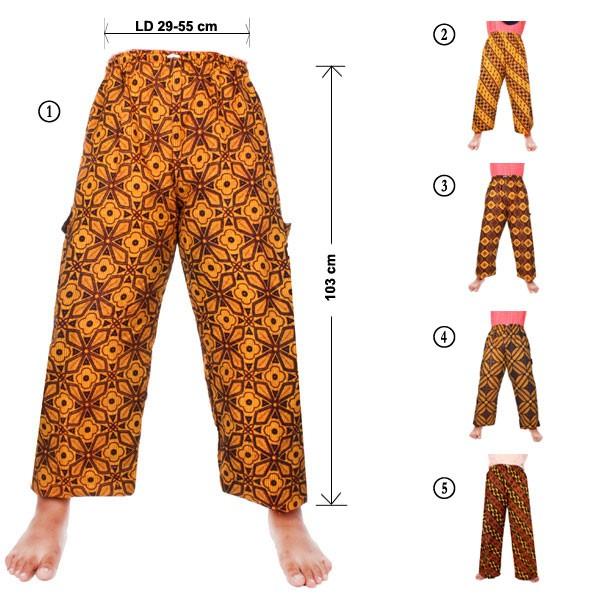 Foto Produk Celana Batik (Boim) Panjang dari Jogja Batik