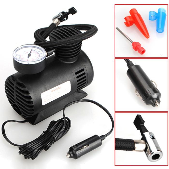 harga Mini compressor - pompa angin, ban, roda, balon dll Tokopedia.com