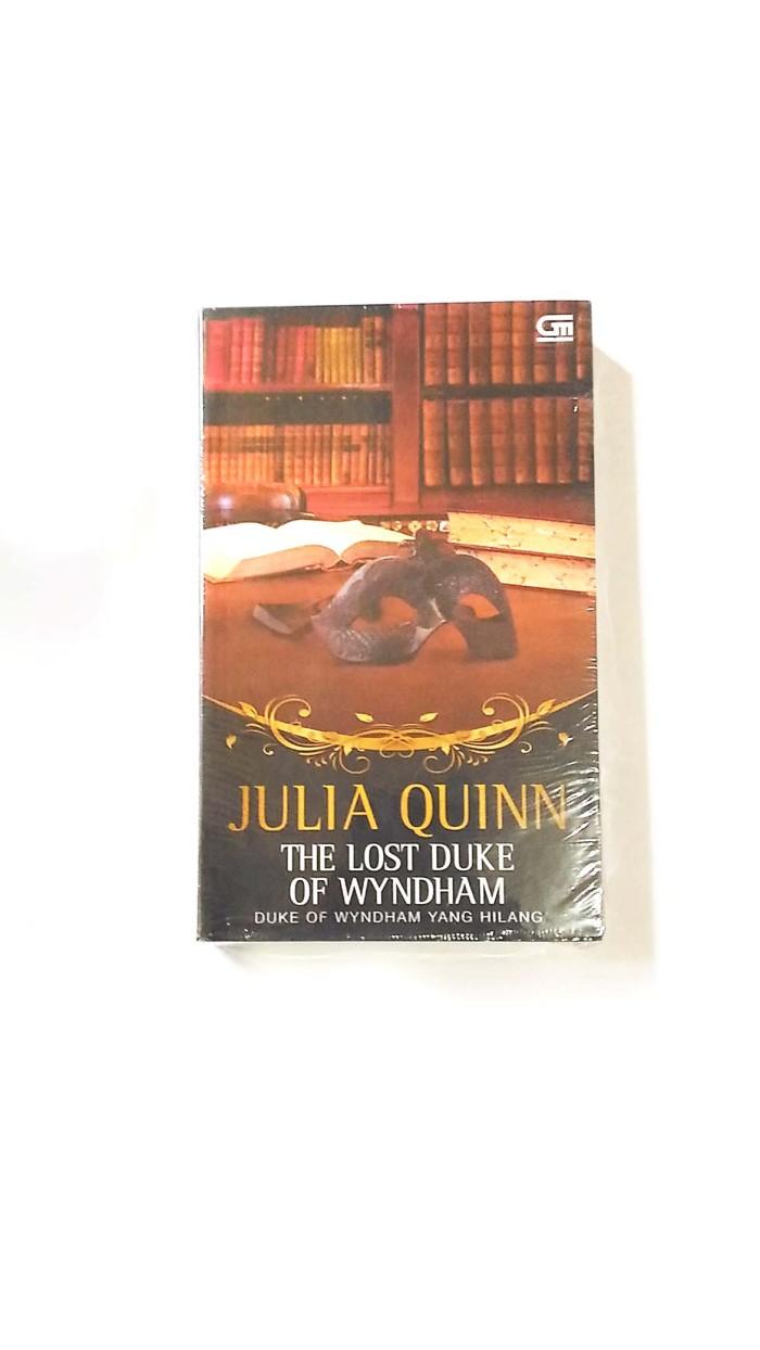 Jual HR: The Lost Duke of Wyndham - Duke Wyndham yang Hilang ~ Julia Quinn  - Kab  Sidoarjo - aleksdhann | Tokopedia