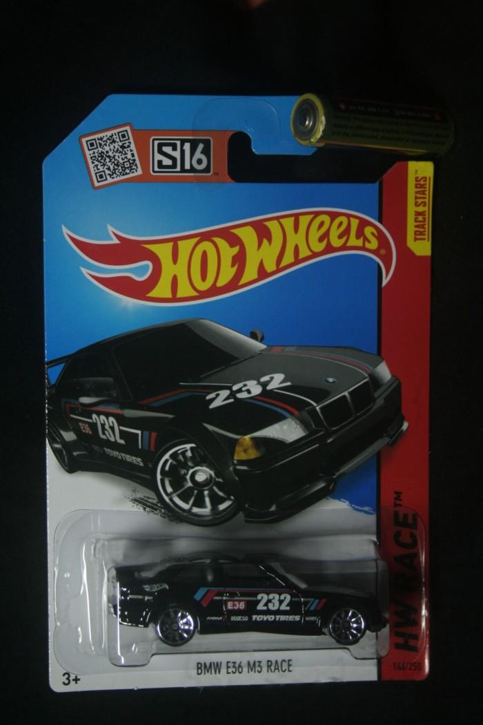 harga Bmw e36 m3 race black 318i 320i 323i hotwheels hw 2015 #146 race Tokopedia.com