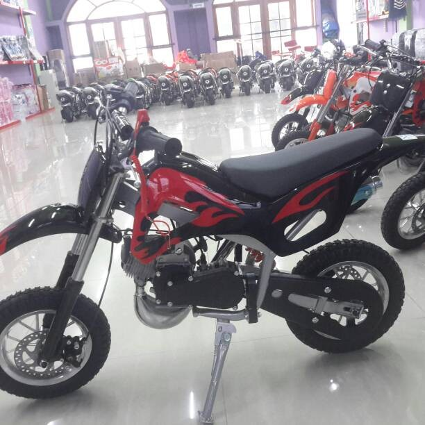 harga Motor cross trail mini 50cc Tokopedia.com