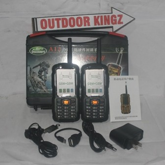 harga Discovery a12i ip68 walkie talkie uhf hp outdoor murah Tokopedia.com