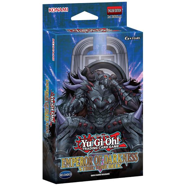 harga Yugioh emperor of darkness structure deck Tokopedia.com