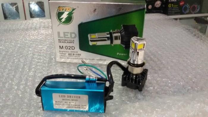 harga Lampu led motor 3sisi tanpa rubah dc Tokopedia.com