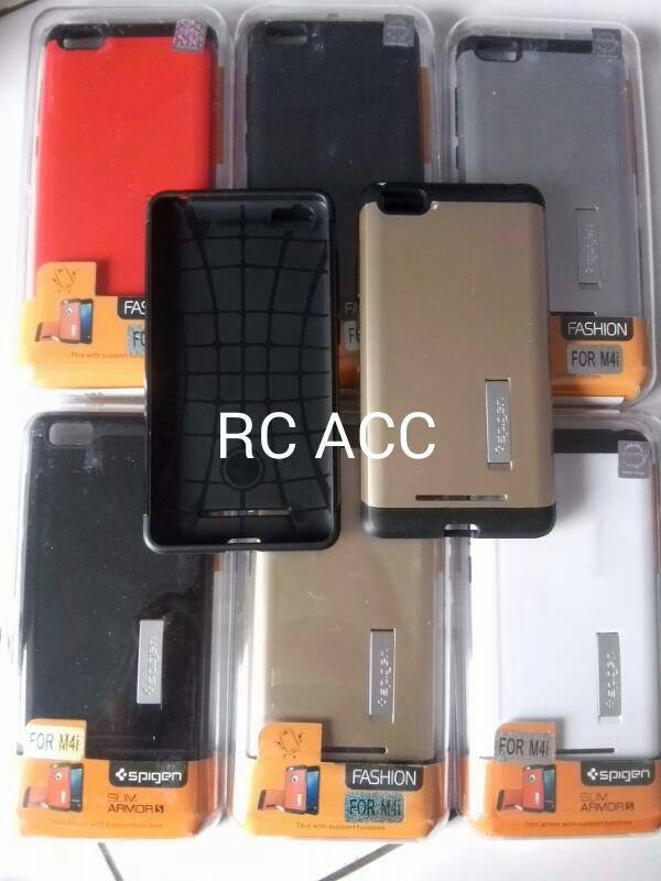 huge selection of 300b6 576e5 Jual Case Cover SPIGEN ARMOR XIAOMI Mi4i Mi 4i M4i - Raditcell   Tokopedia