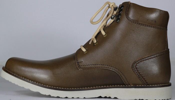 Jual Sepatu Boot Pria Kulit Asli Bagus dan Berkualitas - parapluie ... e1a5c68172