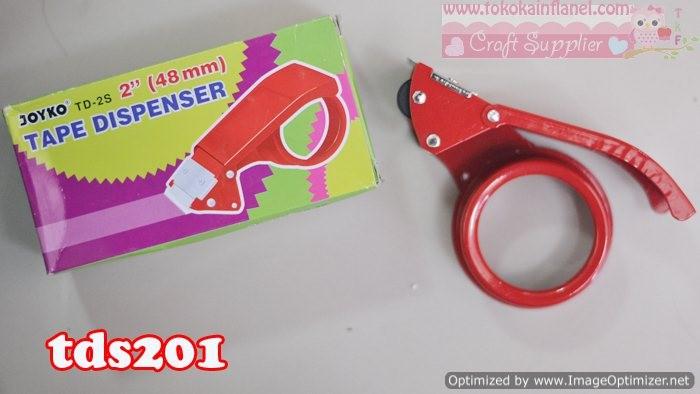 harga Tds201 tape dispenser merk joyko bahan besi (untuk lakban) Tokopedia.com