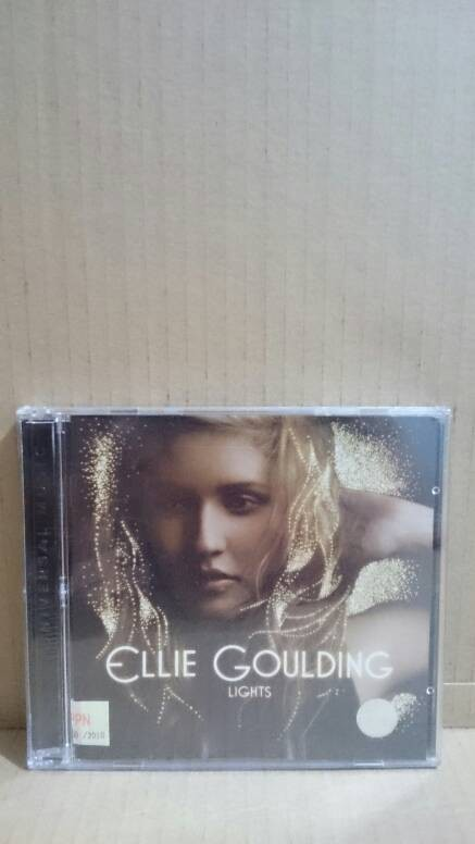 harga Cd original ellie goulding - lights Tokopedia.com