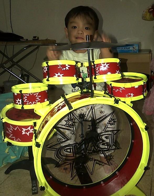 harga Drum mainan anak/big band/mini drum Tokopedia.com