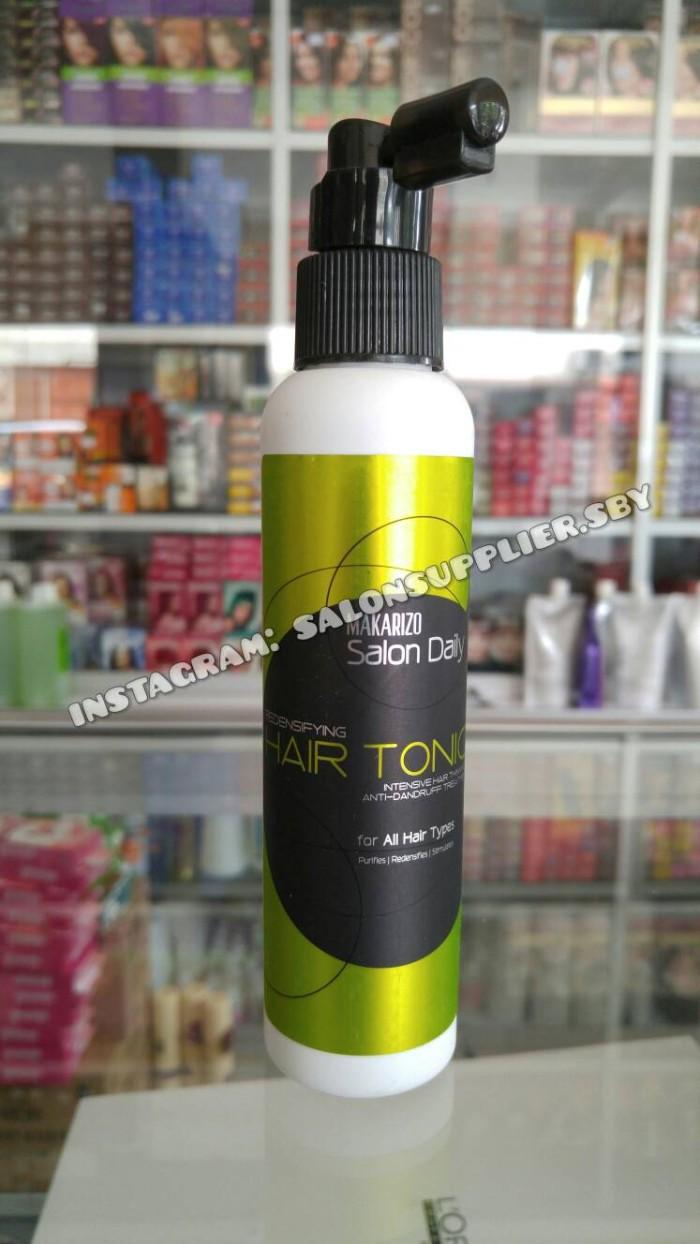 Foto Produk Makarizo Salon Daily Hair Tonic 150ml dari UD.MEGAH ABADI