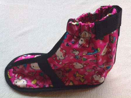 Mantel / Jas Hujan Sepatu Anak