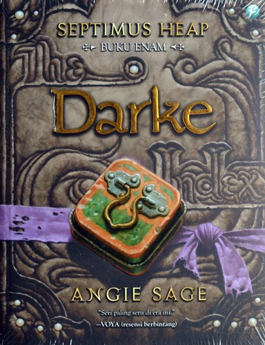 harga Novel septimus heap buku 6 : darke Tokopedia.com