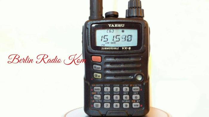 harga Radio ht handy talky  yaesu vx 6r  all band waterfroop Tokopedia.com