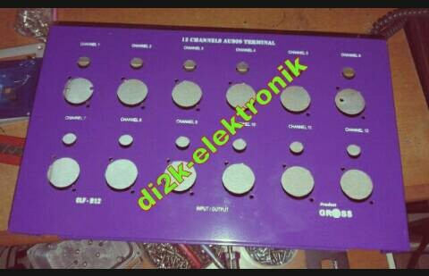 harga Box audio distributor 12ch (  snake cable ) Tokopedia.com