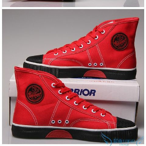 Jual Sepatu Warrior Vintage Original Made In China