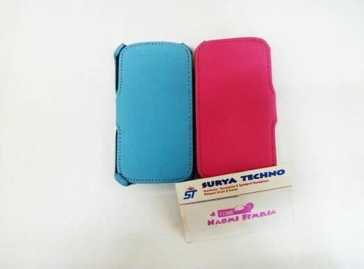 harga Flip case samsung s3 mini (sarung welcome protective ) Tokopedia.com