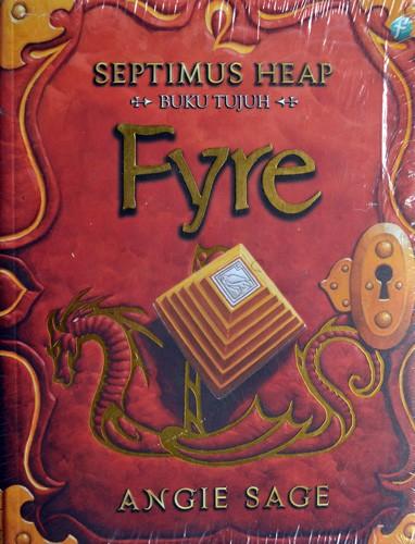 harga Septimus heap buku 7: - fyre (angie sage) Tokopedia.com